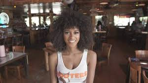 This Hooters calendar girl wants to embalm you when you're dead