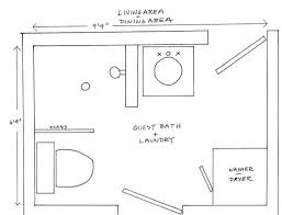 two bathroom laundry ideas within the