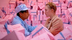 Le cinéma très coloré de Wes Anderson