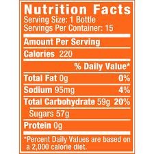 sunkist orange soda 16 fl oz 15 pack
