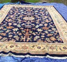 12x18 hand knotted persian antique
