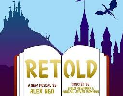Retold''- A Musical: April 19, 2019 8:00 PM | Oberlin College and  Conservatory