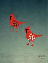 Vinyl Decal Cardinal Decal Cardinal Glass Block Sympathy Etsy