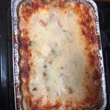 Seafood Lasagna II Recipe