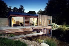 modern eco house designs uk high school
