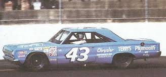 43 Richard Petty 1966 68 Plymouth Powerslide Powerslide Powerslide Decals