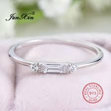 jewelry women weaving wedding ring