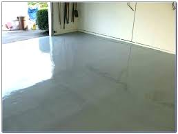 concrete basement floor paint