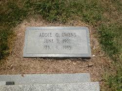 Addie Owens Owens (1907-1985) - Find A Grave Memorial
