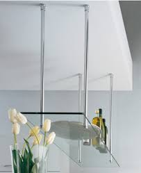 steel shelf suspension system Ø 25 mm