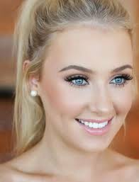 dark hair blue eyes makeup for fair skin
