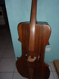 homemade cello by busupholstery