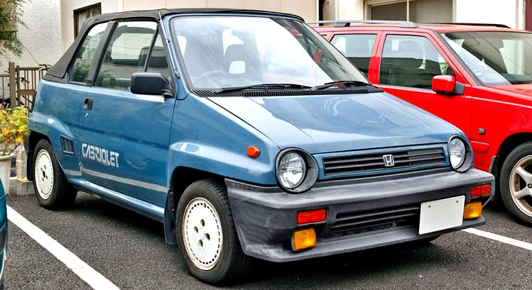 Honda City First Generation