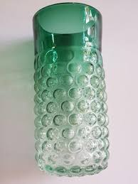 glass vase by archimede seguso