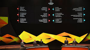 Europa League group stage draw made in Monaco | UEFA Europa League