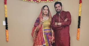 couple s traditional indian wedding