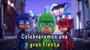 Video Invitacion Cumpleanos Heroes En Pijama Pj Masks Youtube