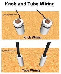 Knob-and-Tube Wiring - InterNACHI®