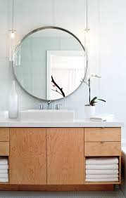 pendant lights in a bathroom design
