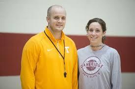 Aaron, Paige Green united as Oak Ridge basketball coaches