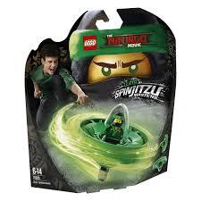 Lego Ninjago Cao Thủ Lốc Xoáy Lloyd 70628