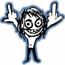 Ozzy Osbourne F Off Vynil Car Sticker Decal Select Size Ebay