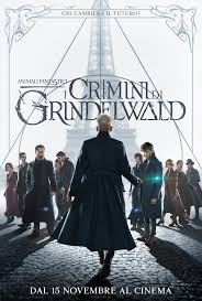 Animali Fantastici - I crimini di Grindelwald (2018) scheda film ...