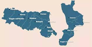 elezioni regionali 2020 emilia-romagna region hashtag attivo iPix ...