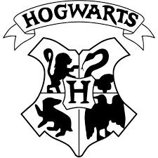 Hogwarts Harry Potter Decal Sticker Hogwarts Harry Potter Decal Thriftysigns