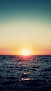 ocean sunset iphone wallpapers free