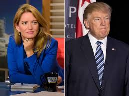 Donald Trump Singles Out NBC's Katy Tur at Rally | PEOPLE.com