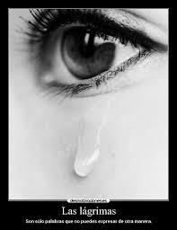 lagrimas de tristeza | Luto, Frases de luto, Saudade