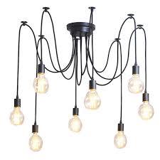 e27 lights retro edison bulb pendant