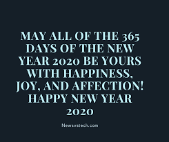 happy new year wishes quotes newsvstech
