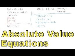 05 solve absolute value equations in
