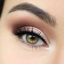 natural makeup tips for hazel eyes