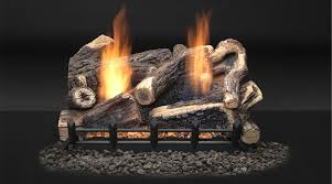 are vented or vent free gas logs right