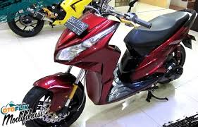 250 modifikasi motor matic tern