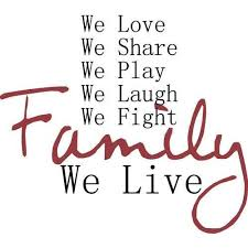 family quotes thank you for your support and encouragement