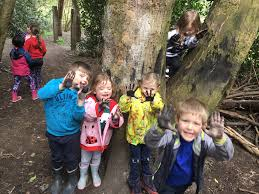"Christleton Primary on Twitter: ""So much to do in #forestschool… """