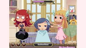 how to play devilish hairdresser game