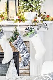 hang stockings the easy way