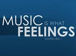 Resultado de imagen de post on music and feelings
