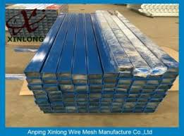 Xinlong Fence Post Accessories Square Fence Posts Pvc Coating Anti Corrosion For Sale Fence Post Accessories Manufacturer From China 107169774