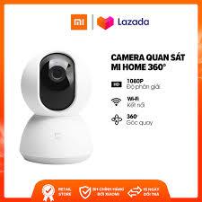 MUA 2 GIẢM 20K - FREESHIP] Camera giám sát Xiaomi Mi Home 360 độ 1080P l  Thẻ nhớ Micro SD hỗ trợ 64GB l Hỗ trợ kết nối wifi l HÀNG CHÍNH