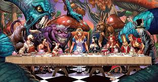 hd wallpaper grimm fairy tales alice