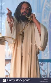 JAKE JOHNSON as Jesus in New Line Cinema's and Mandate Pictures ...