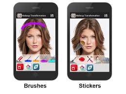 makeup transformation for android