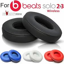 Skin Decal Wrap For Beats By Dr Dre Solo 3 Wireless Carbon Fiber For Sale Online Ebay
