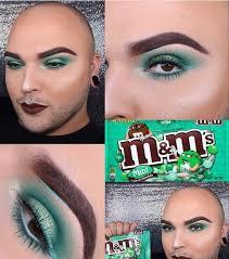 makeup inspiration from junk food